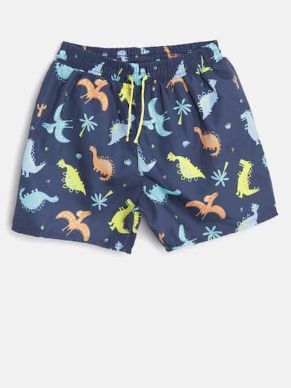 4d17570196 Swim Shorts - Buy Swimshorts for Men & Women Online in India   Myntra
