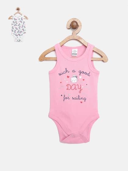 81127dd7e BodySuit - Buy Bodysuits for Women & Kids Online | Myntra