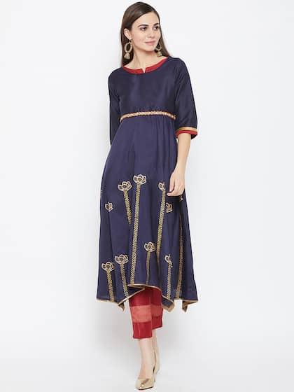9dbb622a08 Silk Kurtas | Buy Silk Kurtas Online in India at Best Price