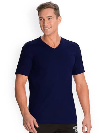 5d9e8bb3 Jockey V Neck Tshirts - Buy Jockey V Neck Tshirts online in India