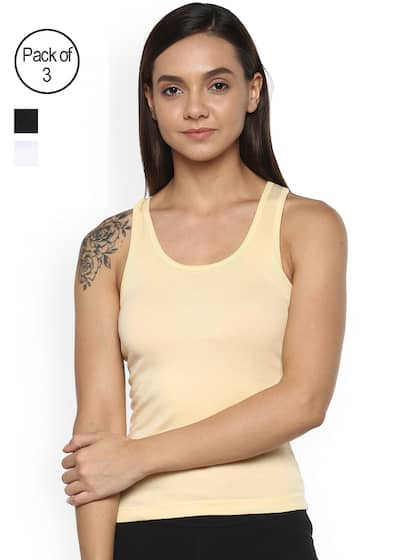 606a6d76cf Camisoles - Buy Camisole for Women & Girls Online at Best Price