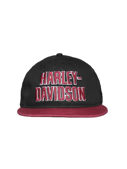 pretty nice 4b4d2 8a75a Harley-Davidson. Men Colourblocked Snapback Cap