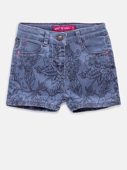 0a3f90a7e63 Kids Shorts- Buy Shorts for Kids online in India