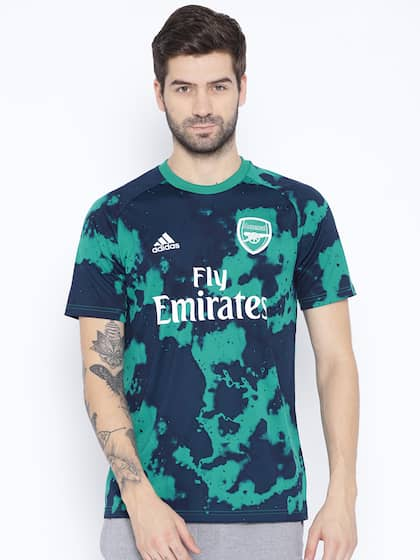uk availability 431d8 4cb29 Arsenal Jersey - Buy Arsenal Jerseys Online in India at Myntra