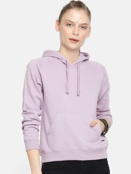 cebf79011c Buy Sweaters and Sweatshirts for Women Online - Myntra