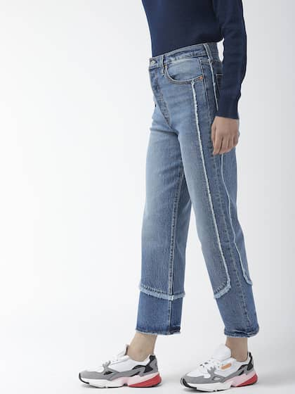 49d8cf3f Levis High Rise Jeans - Buy Levis High Rise Jeans online in India