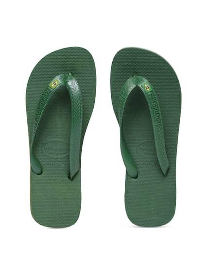 996ff95b Flip Flops for Men - Buy Slippers & Flip Flops for Men Online | Myntra