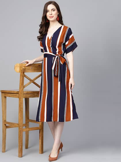 2c5ef163be7a46 One Piece Dress - Buy One Piece Dresses for Women Online in India