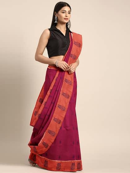 c5a01be7ca Saree - Buy Sarees Online in India - Sari Shopping Online | Myntra