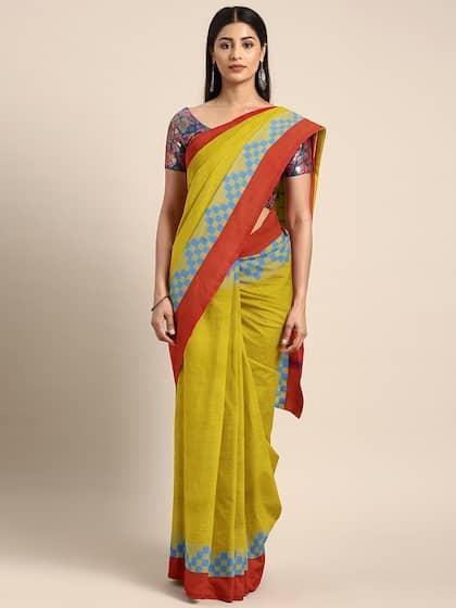 8739f6732 Saree - Buy Sarees Online in India - Sari Shopping Online | Myntra