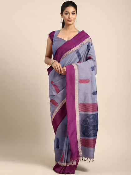 7a197a09b4234f Cotton Sarees - Buy Cotton Sarees Online in India | Myntra