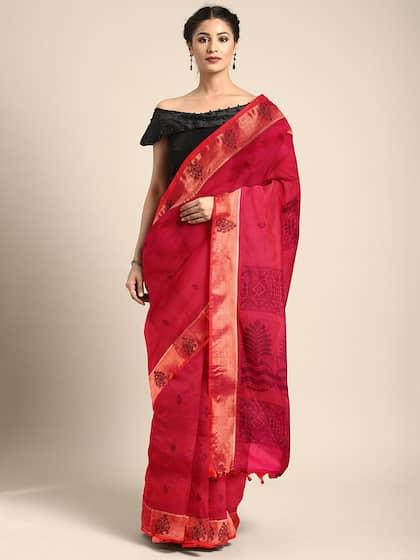 79ce662cd0 Designer Saree - Buy Designer Sarees Online in India @ Myntra