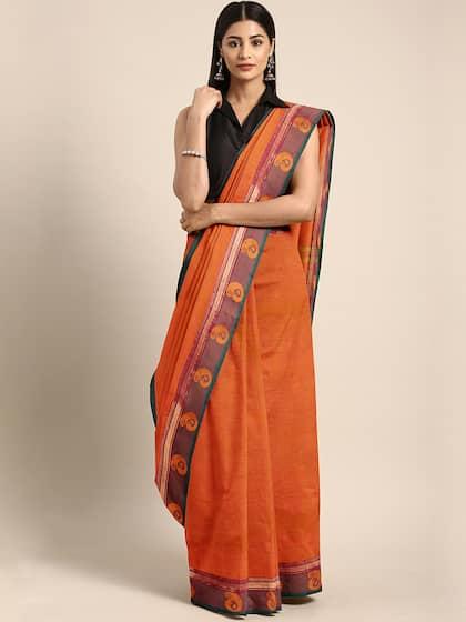 69bfa1f411 Saree - Buy Sarees Online in India - Sari Shopping Online | Myntra