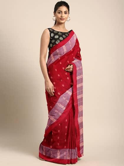 4a38b38f2c75ca Saree - Buy Sarees Online at Best Price | Sari Shopping India | Myntra