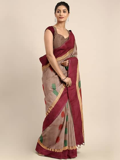 012c0934dc5caa Designer Saree - Buy Designer Sarees Online in India @ Myntra