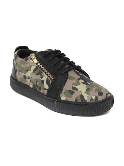 a5f498dbcd2b5 Men Camouflage Casual Shoes - Buy Men Camouflage Casual Shoes online ...