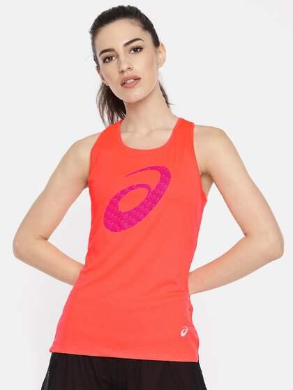 50f02171 Women Racerback Tops - Buy Women Racerback Tops online in India