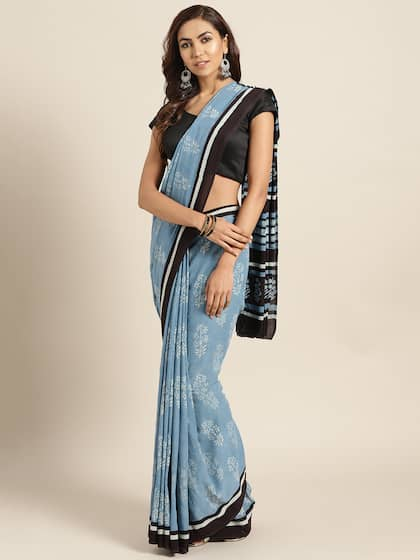 b0f0e6c5b5 Fashion Sarees - Online shopping of Fashionable Saree in India - Myntra