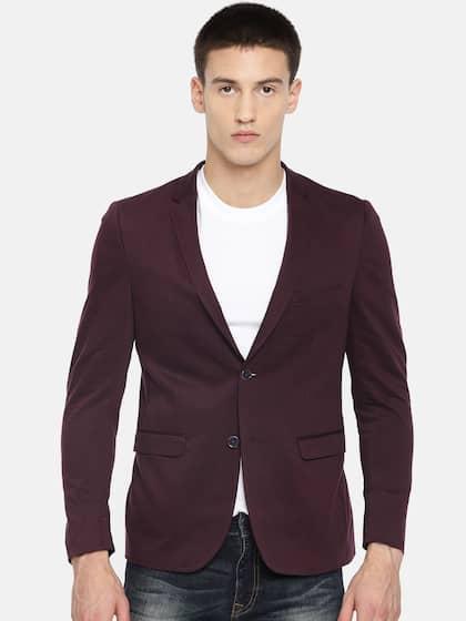 aa76c2290d5e Blazers for Men - Buy Men Blazer Online in India at Best Price | Myntra