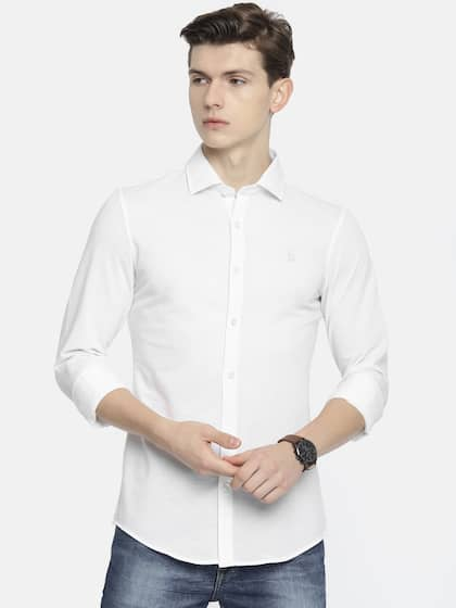 cbcfd46e Casual Shirts for Men - Buy Men Casual Shirt Online in India