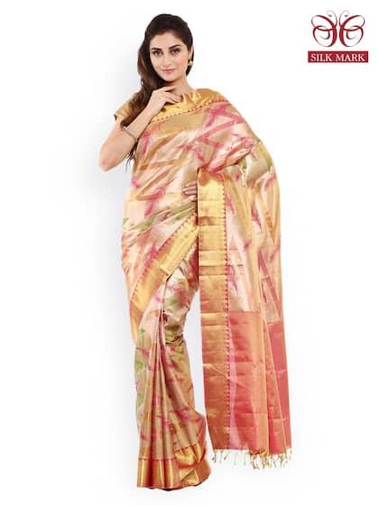 1fc1b0b47d8eb Sudarshan Silks. Pure Kanjeevaram Silk Traditional Handloom Saree