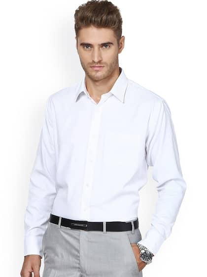 100f5c1e718046 Shaftesbury London. Silk Standard Fit Formal Shirt