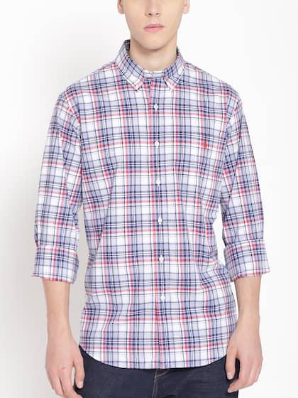 50889b03 Plaid Shirts - Buy Plaid Shirts online in India