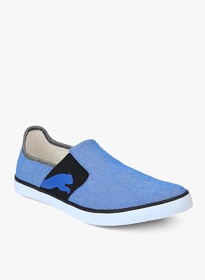 603f6e9d605 Lazy Slip On Ii Dp Royal Blue-Puma Black Navy Blue Sneakers