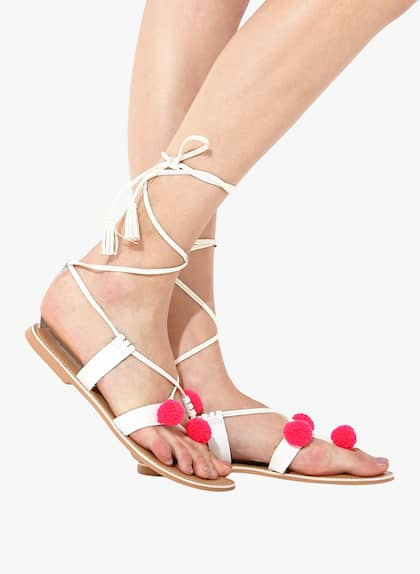 833565d756e Lace Ups Flats - Buy Lace Ups Flats online in India