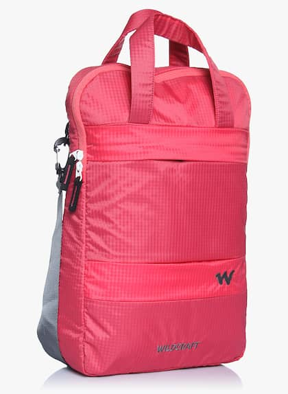 e6eace1c139 Wildcraft. Tote Pink Sling Bag