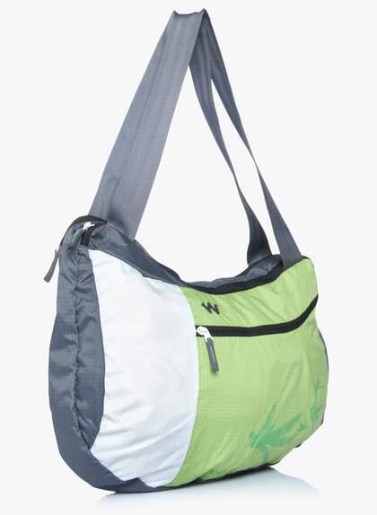 Hobo L Green Hand Bag Wildcraft