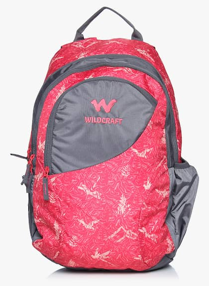 Nature 4 Pink Backpack
