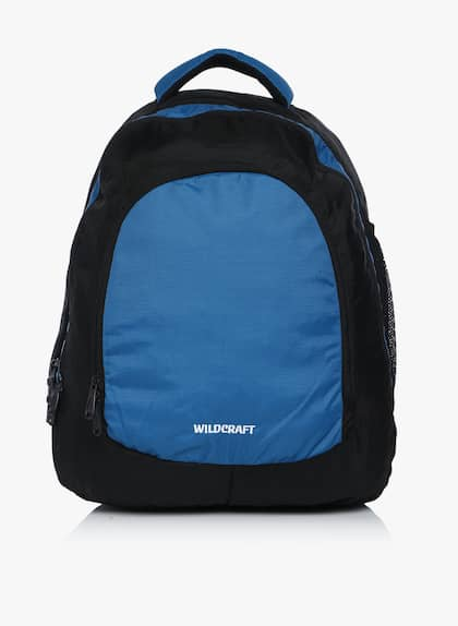 Notebook Blue Backpack