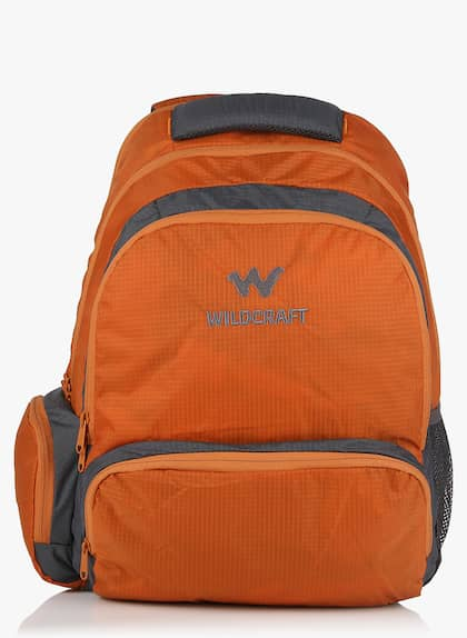 Visam Orange Backpack