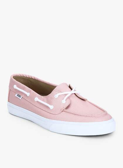 cadc8b924ef9 Vans. Chauffette Sf Pink Boat Shoes