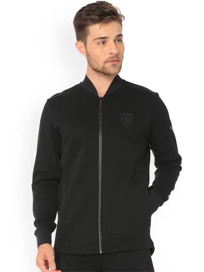 ab4ee65fbd7 Puma Jacket - Buy original Puma Jackets Online in India | Myntra