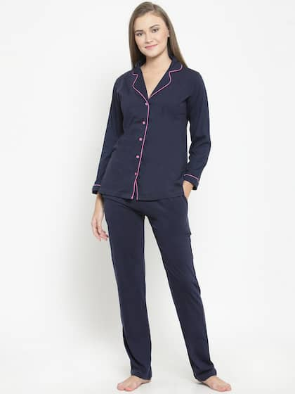 7769e058ee Night Suits - Buy Night Suits for Men & Women Online - Myntra