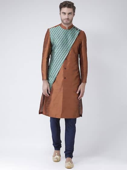 e9543cedd5 Sherwani - Buy Sherwani for Men & Kids Online in India | Myntra