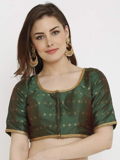 e2897e025cf68c Blouses - Shop for Designer Blouse Online in India | Myntra