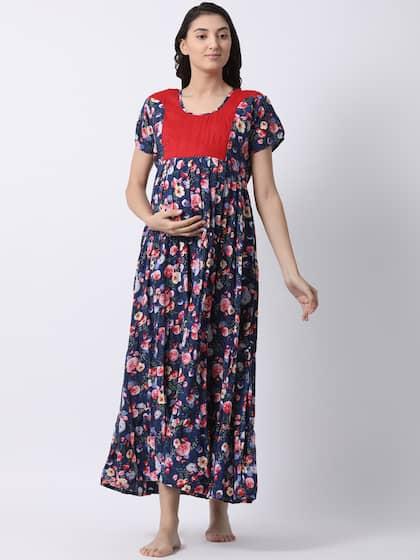 9ecfb18b6ed5 Maxi Nightdress Maternity Dresses - Buy Maxi Nightdress Maternity ...
