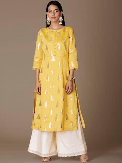 1a1c99f4867dc Faballey Indya Kurtas - Buy Faballey Indya Kurtas online in India