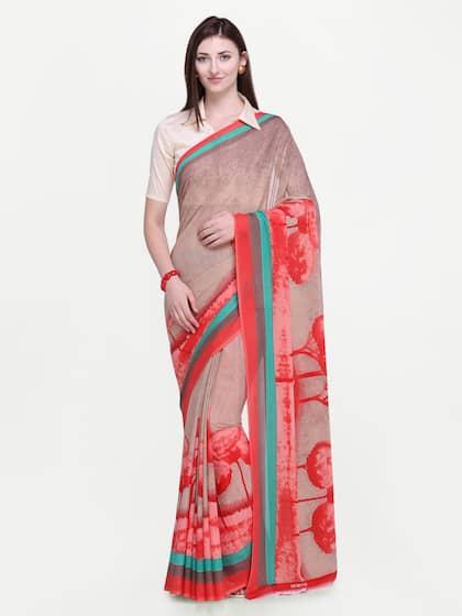 cf626e6710c Ligalz Chiffon Sarees - Buy Ligalz Chiffon Sarees online in India