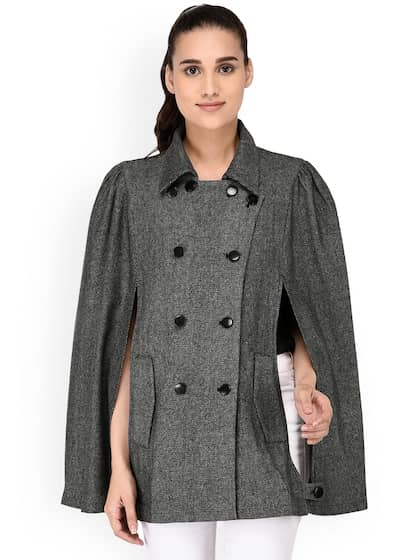 4fbe5165a7af4 Coats for Women - Buy Women Coats Online in India   Myntra