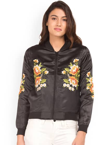 ddf27114c Flying Machine Women Jackets - Buy Flying Machine Women Jackets ...