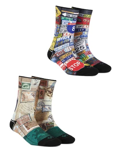 7a7cc6830 Socks for Men - Buy Mens Socks Online in India