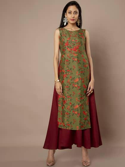 dd9e7af63fe Indya Kurtas - Buy Indya Kurtas online in India
