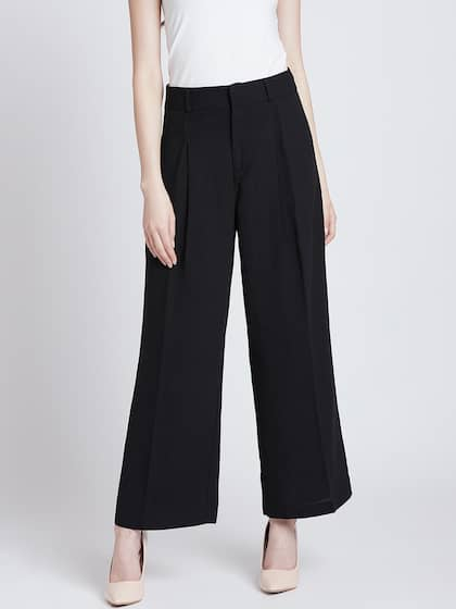 Women S Trousers Shop Online For Ladies Pants Trousers In India