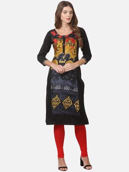 79aa322610 Woolen Kurtas - Buy Woolen Kurtas Online in India | Myntra