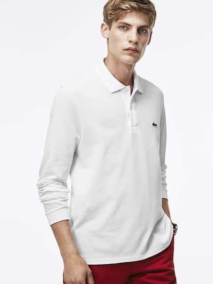 9c0e926b4943a Lacoste T-Shirts - Buy T Shirt from Lacoste Online Store