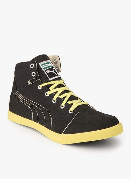 Puma High Top Shoes - Buy Puma High Top Shoes online in India af7d58578146